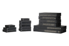 Cisco Small Business Series Switches