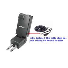 Jabra AT3M Plug Prong Telephone Amplifier