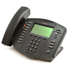 Polycom (Poly) SoundPoint IP 501 VoIP Phone