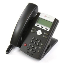 Polycom (Poly) SoundPoint IP 320 VoIP Phone