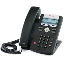 Polycom (Poly) SoundPoint IP 335 VoIP Phone with Power Supply