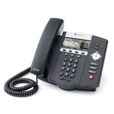 Polycom (Poly) SoundPoint IP 450 VoIP Phone