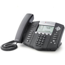 Polycom (Poly) SoundPoint IP 560 VoIP Phone