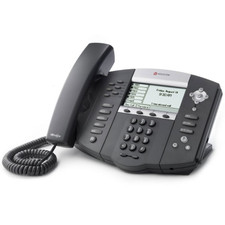 Polycom (Poly) SoundPoint IP 650 VoIP Phone