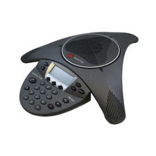 Polycom (Poly) SoundStation IP 6000 Conference Phone with Power Supply