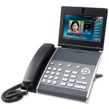 Polycom (Poly) VVX 1500 D Dual Stack Video Phone