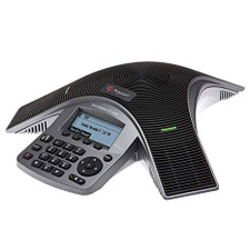 Polycom (Poly) SoundStation IP 5000 Conference Phone with Power Supply