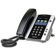 Polycom (Poly) VVX 500 VoIP Phone Skype Edition