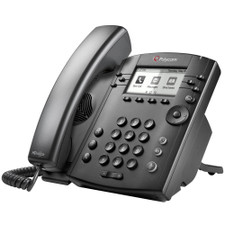 Polycom (Poly) VVX 311 VoIP Phone with Power Supply