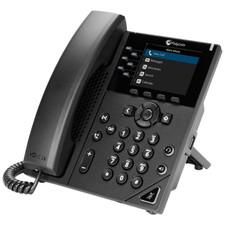 Polycom (Poly) VVX 350 VoIP Phone Skype Edition