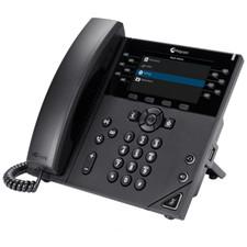Polycom (Poly) VVX 450 VoIP Phone Skype Edition