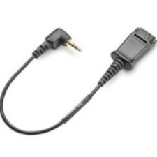 Plantronics (Poly) 2.5mm Adapter Cable