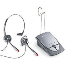 Plantronics (Poly) S12 Convertible Headset with Amplifier