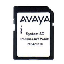 Avaya IPO 500v2 System SD Card MU-Law 10.0