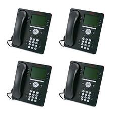 Avaya 4 PACK - IP Phone 9608G