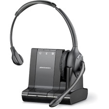 Plantronics (Poly) Savi W710 Multi Device Wireless Mono Headset System