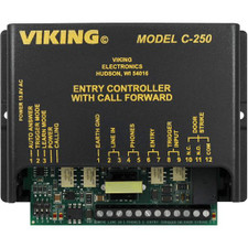 Viking C-250 Entry Phone Controller with Call Forwarding