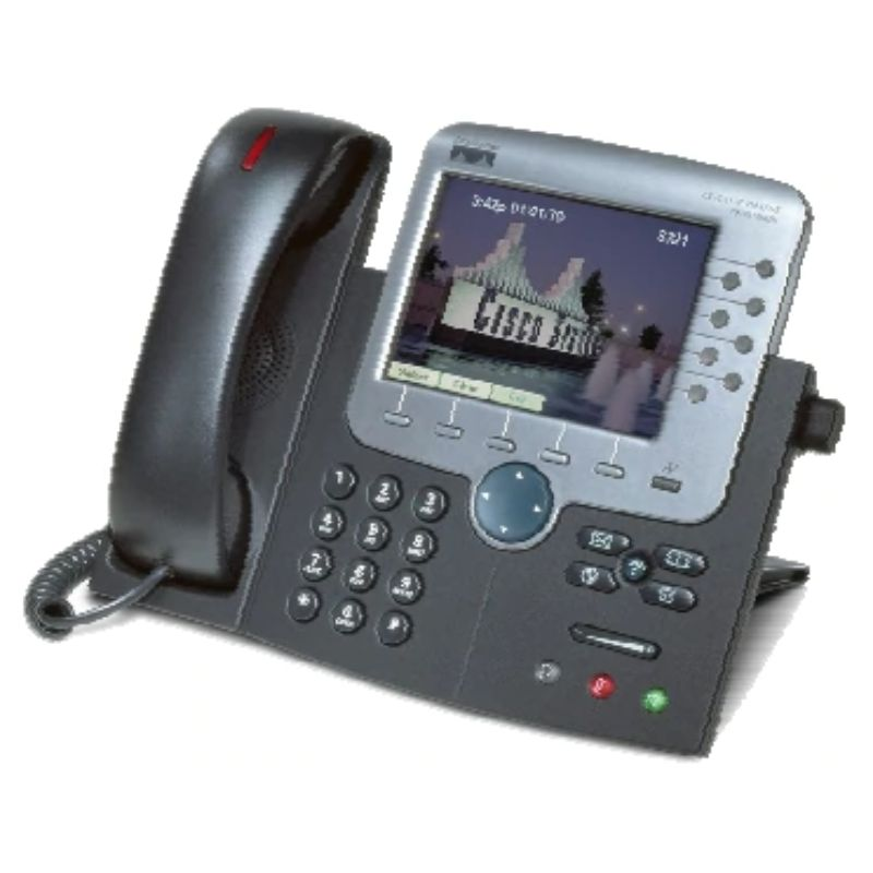 Cisco CP-7970G 7900 series 7970G IP VOIP Office business Phone