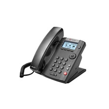 Polycom (Poly) VVX 201 VoIP Phone TAA Compliant, Skype Edition