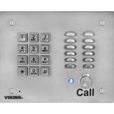 Viking K-1700 Vandal Resistant Entry Phone