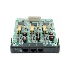 Panasonic KX-NS5180 6 Port Analog Trunk Card (LCOT6)