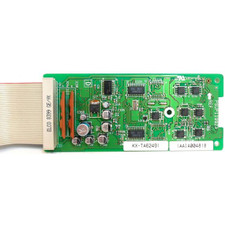 Panasonic KX-TA62491 DISA/FAX Detection