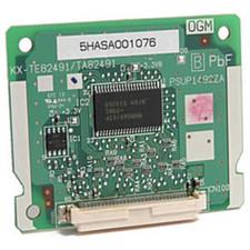 Panasonic KX-TA82491 DISA/Auto Attendant Card