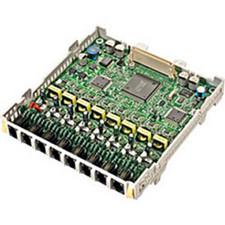 Panasonic KX-TAW84876 8-Port Proprietary Extension Card