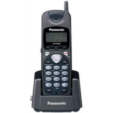 Panasonic KX-TD7680 2.4GHz Wireless Phone