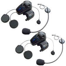 Sena SMH10D-11 Bluetooth Headset/Intercom Dual Pack New