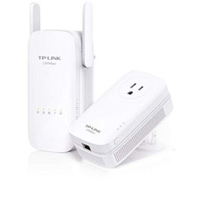 TP-Link TL-WPA8630 KIT - Powerline AC Wi-Fi Kit