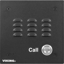 Viking W1000 Vandal Resistant Black Powder Handsfree Doorbox