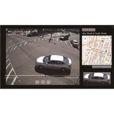 Panasonic Vehicle Search Server Client Plug-in Software (Genetec / VideoInsight)
