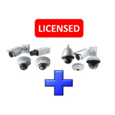 Panasonic Vehicle Search Server Additional Camera Kit - 4 Ch