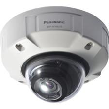 Panasonic Outdoor Vandal Dome 1080p IR LED 3MP 3.6X optical zoom 2.8mm-10mm lens