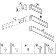 Ruckus - XBR-R000295 Rack mounting kit